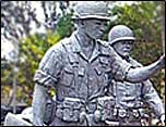 25th Infantry Memorial Fund Statue 3